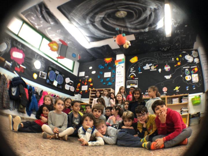 L'UNIVERS DE 3r DE PRIMÀRIA